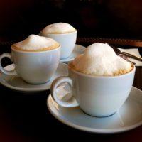 Zle pripravené cappuccino